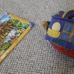 2013 Noah puzzle and toy