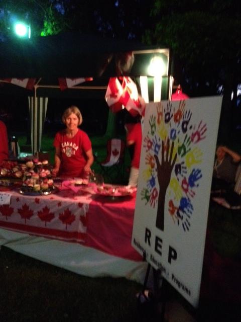 REP Canada Day 2014