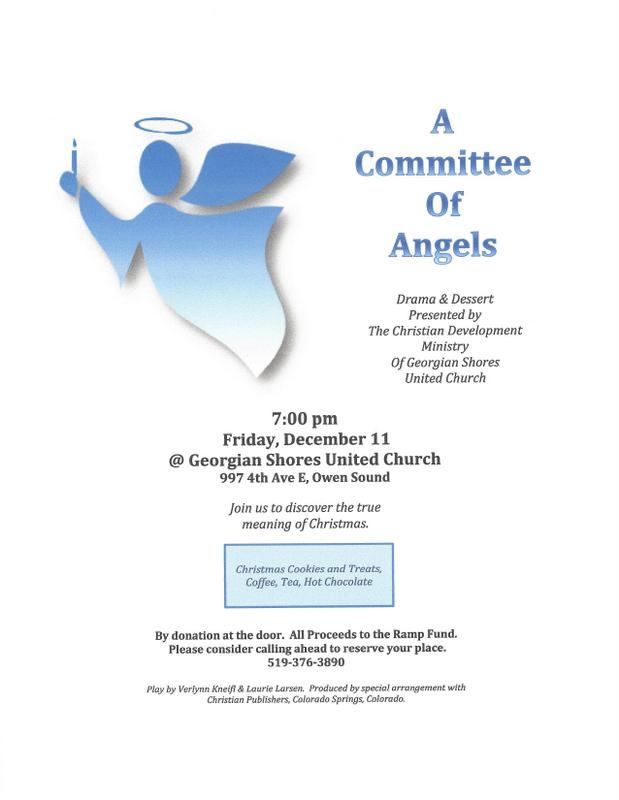 Committee of Angels Poster
